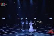 X-Factor Việt: Liên khúc hit - Hồ Quỳnh Hương