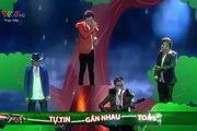 X-Factor Việt: Liên khúc Những loài chim biết hót - F-Band