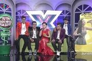 X-Factor Việt: Chia sẻ của F-Band trong đêm Chung kết