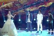 """X-Factor Việt: """"Sống trọn hôm nay"""" - Team Hồ Quỳnh Hương"""