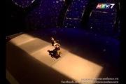 So You Think You Can Dance: Phần thi của Xuân Thảo - Đức Tiến trong liveshow 5
