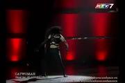 So You Think You Can Dance: Phần solo của Thu Hiền trong liveshow 5