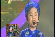 Gương mặt thân quen nhí: Phần cải trang Mai Lê - Minh Tiến của Thúy Uyên - Gia Bảo