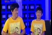 Gương mặt thân quen nhí: Phần chuẩn bị của Anh Duy - Minh Thuận trong show 9