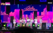 "Music Core: ""Party"" - SNSD"