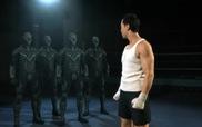 Trận đấu kinh điển giữa 2 ngôi sao võ thuật Lý Tiểu Long và Chung Tử Đơn phiên bản 3D