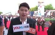 150903 Trương Hinh Dư kém sang trên thảm đỏ LHP Venice 2015