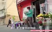 Clip chú chó xin hoa mang tới mộ chủ gây xúc động mạnh