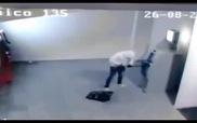 Tên trộm liều linh dùng thuốc nổ để phá cây ATM