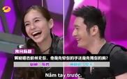 Huỳnh Hiểu Minh và Angela Baby tình cảm kể về lần đầu nắm tay