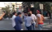 Higuain gây sự đánh nhau