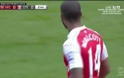 Premier League 2015/16: Arsenal 2-0 Stoke City