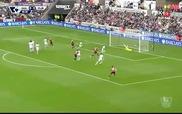 PL 2015/16: Swansea - MU: 2-1