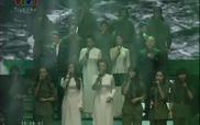 """Liên khúc """"Hò kéo pháo"""" , """"Chiến thắng Điện Biên Phủ"""" - 4 HLV """"The Voice Việt 2013"""""""