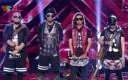 """X-Factor Việt: """"Tình yêu màu nắng - Nóng"""" - In Passion"""