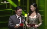 Kim So Hyun nhận giải Ngôi sao của năm tại Lễ trao giải truyền hình Hàn 2015