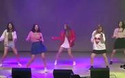 "Fancam Red Velvet biểu diễn ""Happiness"" (19/4/2016)"