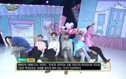 "Music Bank: ""Pretty U"" - SEVENTEEN"