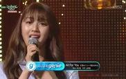 """Music Bank: """"All For You"""" - Jihyo (TWICE), Doyoung (NCT U)"""