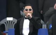 """Psy """"náo loạn"""" Lễ nhậm chức Tổng thống Hàn"""