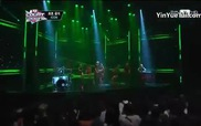 "M! Countdown: ""Rockstar"" - ICON (No Min Woo)"