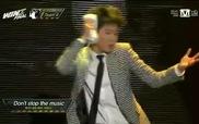 """WIN: Vòng thi vũ đạo: """"Don't Stop Your Music"""" - Nhóm A"""