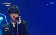"Music Bank: ""The Sense of an Ending"" - Jung Joon Young"