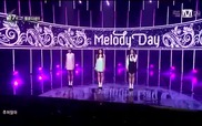 "M! Countdown: ""Another Parting"" - Melody Day"