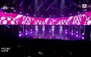 "M! Countdown: ""Because I'm Your Girl"" - 1PS"