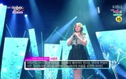 "Music Bank: ""Mean Mean Mean"" - Seo Young Eun"