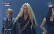 "Music Bank: ""Red Light"" - f(x)"