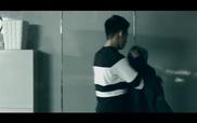Quốc Thiên hôn say đắm hot girl khi quay MV mới