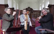 Tái tạo giai điệu bài hát thất truyền từ thời Trung Cổ