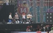 """Clip: EXO hát """"Người Ấy"""" của Thăng Bình trong buổi tổng duyệt """"Music Bank"""""""