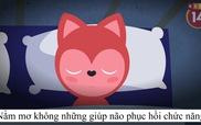 Video hoạt hình: Truy tìm thủ phạm khiến bạn gặp ác mộng khi ngủ
