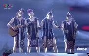 X-Factor Việt: Mash-up Tây Nguyên - F-Band