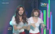 """Gee"", ""Jingle Bell Rock"" - SNSD ft. f(x), SHINee"