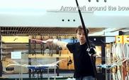 Cao thủ bắn cung còn siêu hơn cả Robin Hood