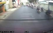 Trận chiến xa lộ giữa SH và xe buýt