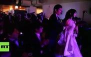 Đám cưới robot đầu tiên tại Nhật Bản