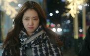 In Ha (Park Shin Hye) - Dal Po (Lee Jong Suk) trao nhau nụ hôn tuyết rơi