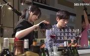 """Hậu trường nụ hôn của vợ chồng Eun Ha – Min Woo trong """"Mask"""""""