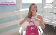 Miranda Kerr quảng cáo bộ sưu tập túi xách Nhật Bản