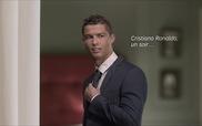Đoạn quảng cáo hài hước với Ronaldo là nhân vật chính