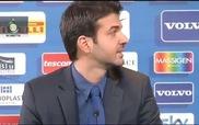 Balotelli cắt ngang buổi họp báo ra mắt HLV của Inter Milan