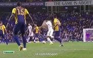Europa League 2014/15: Guillaume Hoarau mở tỷ số cho Young Boys