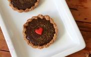 Chocolate tart - Món tráng miệng tuyệt vời cho những tín đồ hảo ngọt