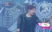 "Music Bank: ""Ouch"" - A.Cian"