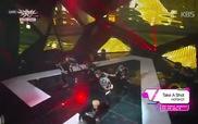 "Music Bank: ""Take A Shot"" - HOTSHOT"