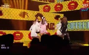 "Inkigayo: ""I'm Different"" - HI SUHYUN"